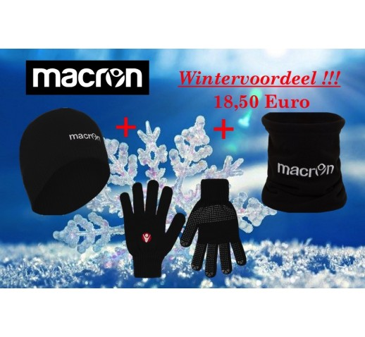 Macron wintervoordeel pakket
